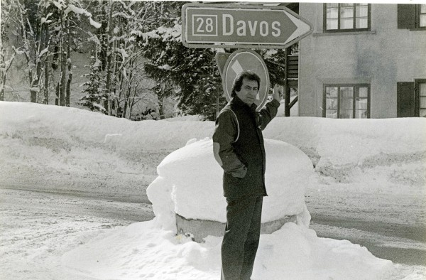 DAVOS-30 YIL ONCE 1985