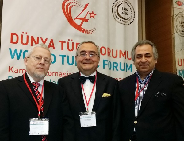 DUNYA TURK FORUMU-.B.E OBA ve ONGER