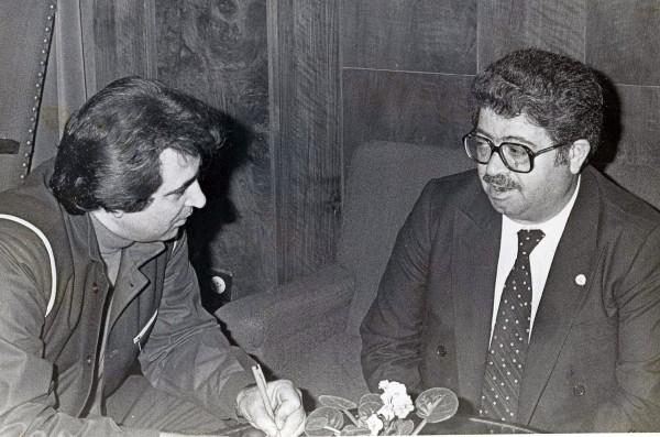 TURGUT OZAL -ELVEREN-1985