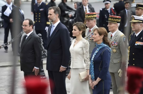 HOLLANDE-ROYAL-KRAL FELIPE, KRALICE LETIZIA-2
