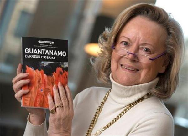 ANNE MARIE LIZIN-GUANTANAMO