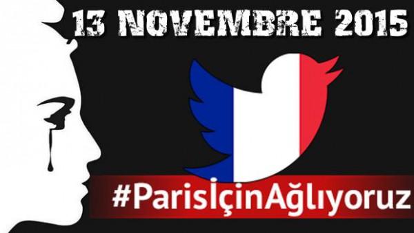 PARIS ICIN AGLIYORUZ